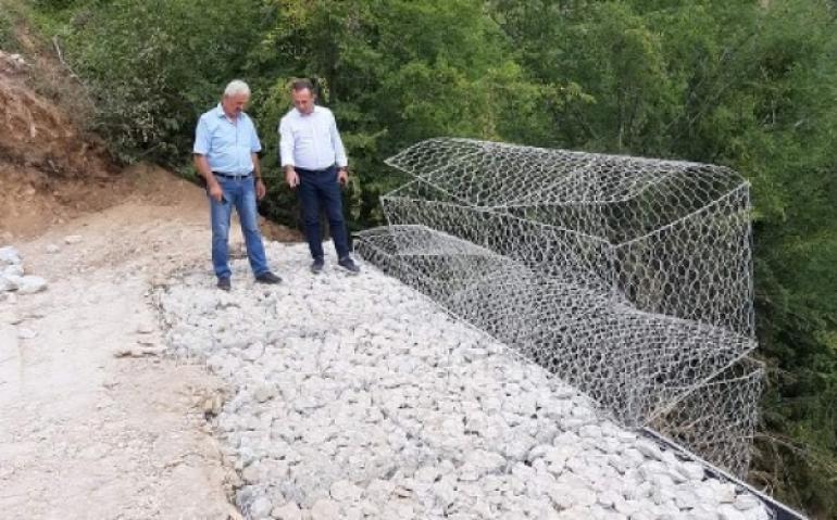 Επίσκεψη του Αντιπεριφερειάρχη Δράμας σε Τραχώνι-Πρασινάδα-Διπόταμα Δήμου Παρανεστίου