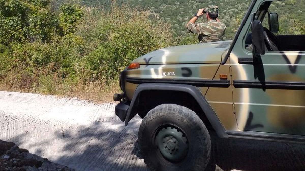 Σύλληψη Αγγλίδας δημοσιογράφου και Έλληνα φωτογράφου στα σύνορα, στην περιοχή Δικαίων