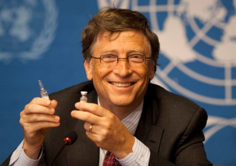 Η πρόβλεψη του Μπιλ Γκέιτς για το τέλος της πανδημίας…