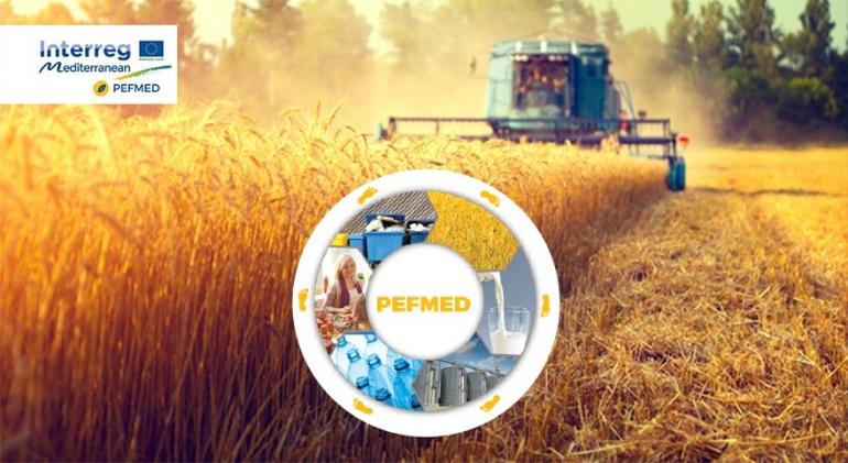 PEFMED: Ένα εργαλείο για τη μείωση περιβαλλοντικού αποτυπώματος εταιρειών τροφίμων, αγροτών και κτηνοτρόφων – το παράδειγμα της ΔΕΛΤΑ