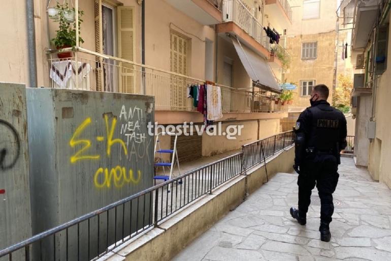 Θεσσαλονίκη: Έσφαξε τη σύντροφό του μέσα στο διαμέρισμά της