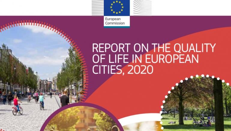 9 στους 10 κατοίκους των ευρωπαϊκών πόλεων είναι ικανοποιημένοι με τη διαβίωση στην πόλη τους – αναλυτικά ευρήματα έκθεσης της Κομισιόν