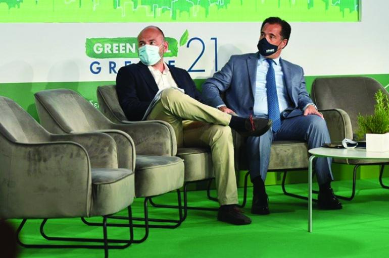Κοσμογονία Πράσινων Αλλαγών και Έργων στην Ελλάδα με ευρωπαϊκούς πόρους