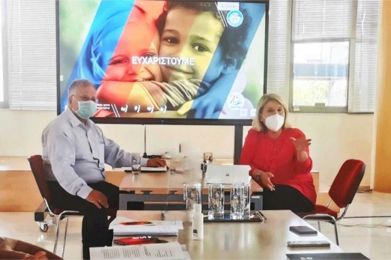 Ολοκληρώθηκε με επιτυχία το Σεμινάριο με θέμα: «Καλές πρακτικές διαχείρισης περιστατικών εξαφάνισης ανηλίκων και ενηλίκων και λειτουργία της Ευρωπαϊκής Γραμμής για τα Εξαφανισμένα Παιδιά 116000» στην Κομοτηνή