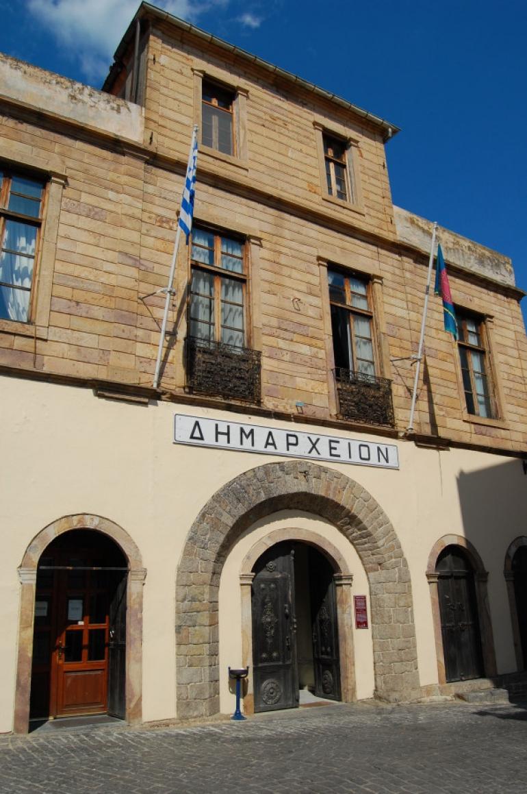 Αρχοντικό Ορφανίδη Ξάνθη: Ολοκληρώθηκαν στο μεγαλύτερο μέρος οι εργασίες αποκατάστασης του Διατηρητέου κτιρίου που αποτέλεσε το Δημαρχείο της πόλης ως το 2013 !