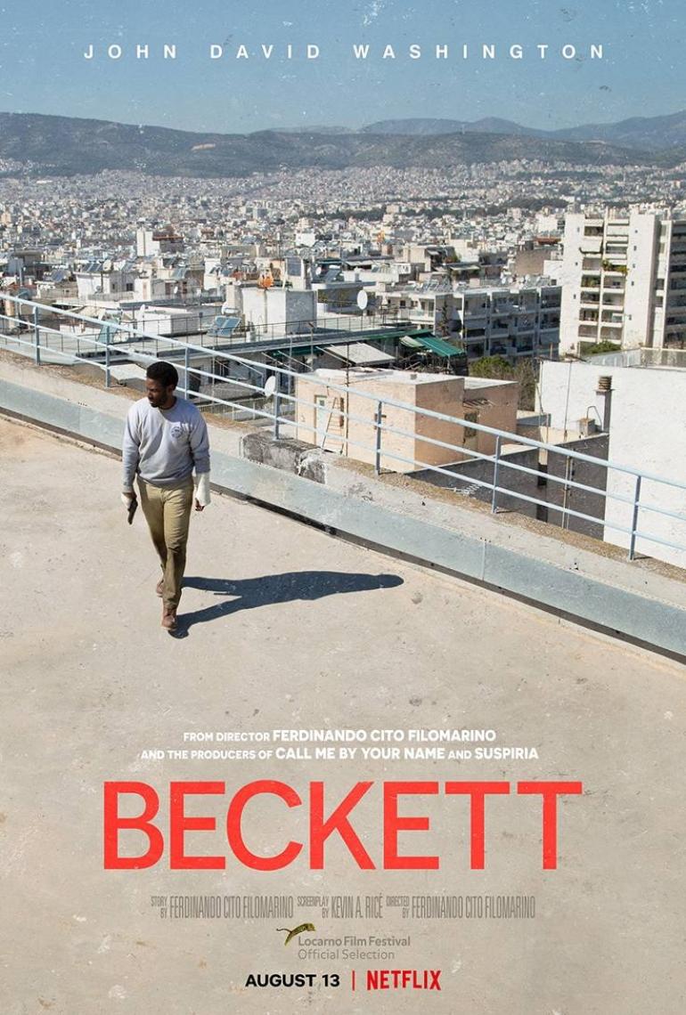 Beckett: ένα αμερικάνικο θρίλερ δράσης γυρισμένο στα βουνά της Ηπείρου, στην Καλαμπάκα, στα Τρίκαλα και στην Αθήνα
