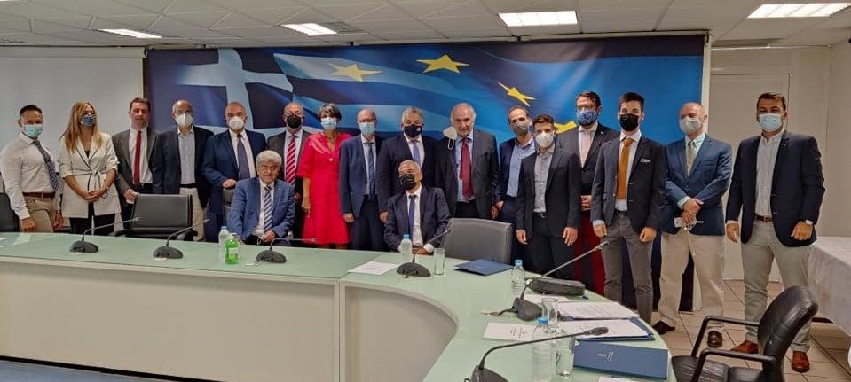 Μνημόνιο Συνεργασίας με την Ελληνική Αεροπορική Βιομηχανία  υπέγραψε το Δημοκρίτειο Πανεπιστήμιο Θράκης