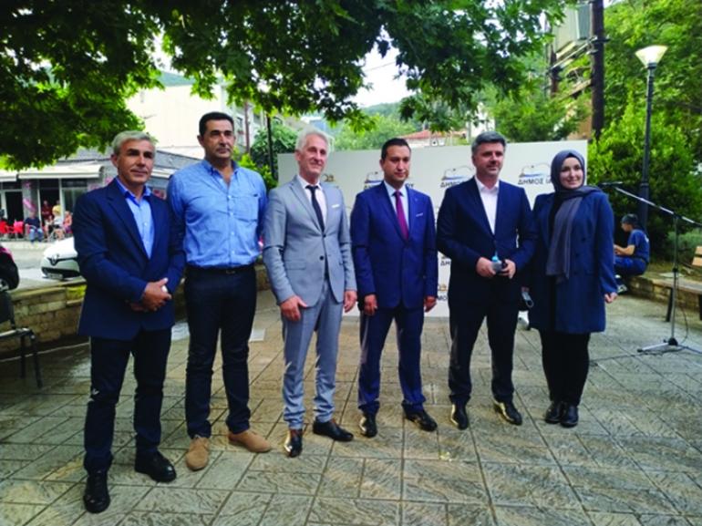 Εγκαινιάστηκε η Δομή Σίτισης στο Δήμο Ιάσμου Ροδόπης. Οι πόροι είναι από το Ευρωπαϊκό Ταμείο Κοινωνικής και Πολιτικής Συνοχής για την ΠΑΜ-Θ ύψους 190.000 ευρώ