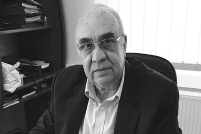 Πέθανε ο πρώην πρόεδρος του Πανθρακικού Γεώργιος Γραβουνιώτης