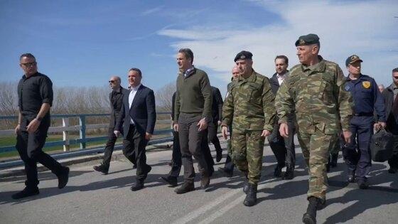 Αναμένεται η επίσκεψη του Πρωθυπουργού Κυριάκου Μητσοτάκη στον Έβρο