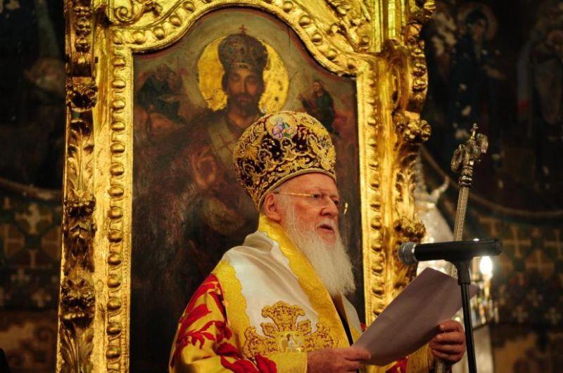 Μήνυμα για την εορτή της Ινδίκτου από τον Οικουμενικό Πατριάρχη Βαρθολομαίο