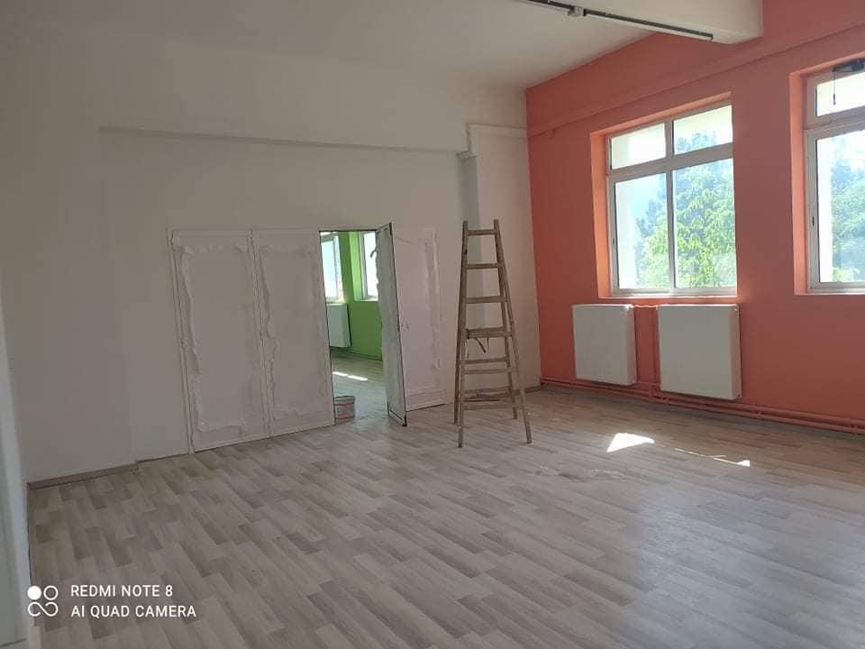 Ανακατασκευή κτηριακών εγκαταστάσεων του πρώην Γυμνασίου Κρυονερίου