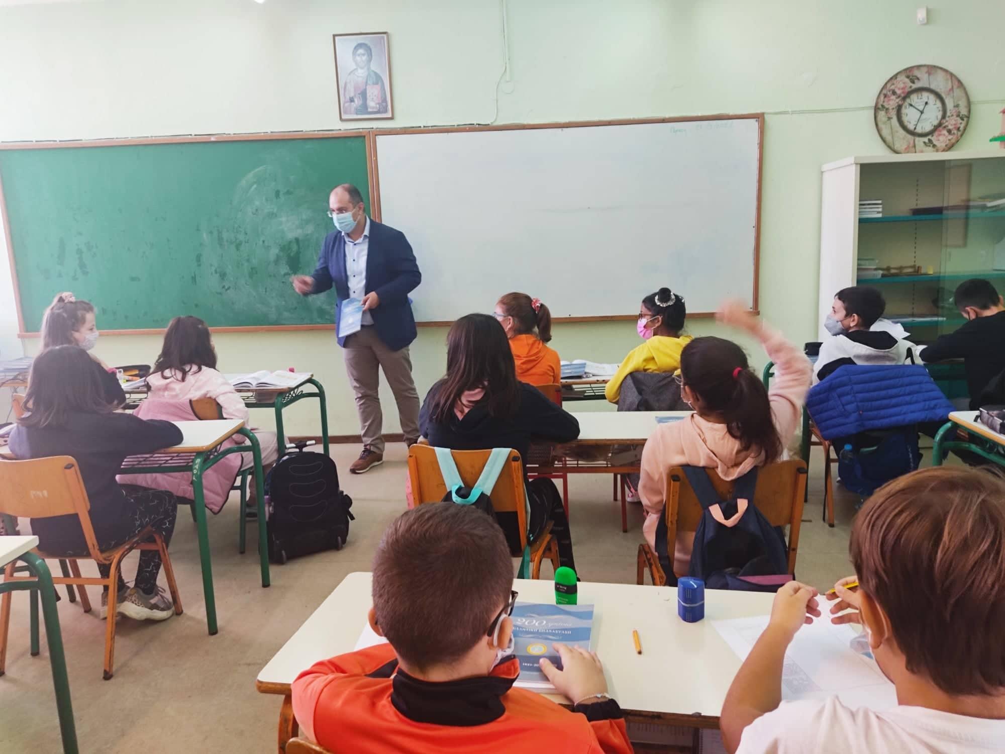 Δήμος Κιλκίς: Συλλεκτικά σχολικά τετράδια για την Ελληνική Επανάσταση σε μαθητές Δημοτικών Σχολείων και νήπια