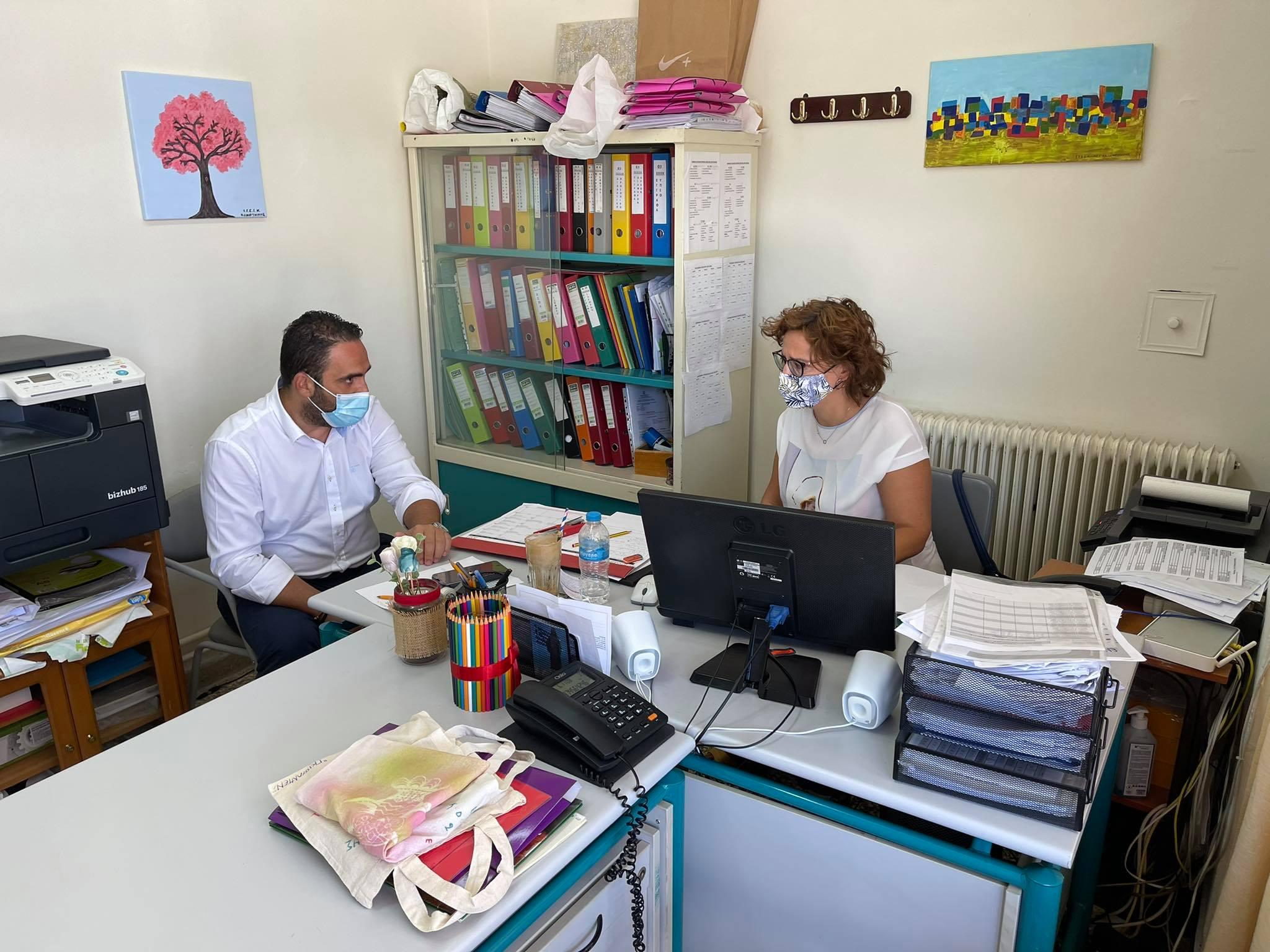 Aντώνης Γραβάνης : «Ντροπή αποτελούν  για Δήμαρχο και Δημοτική Αρχή οι εικόνες από σχολεία του Δήμου μας»