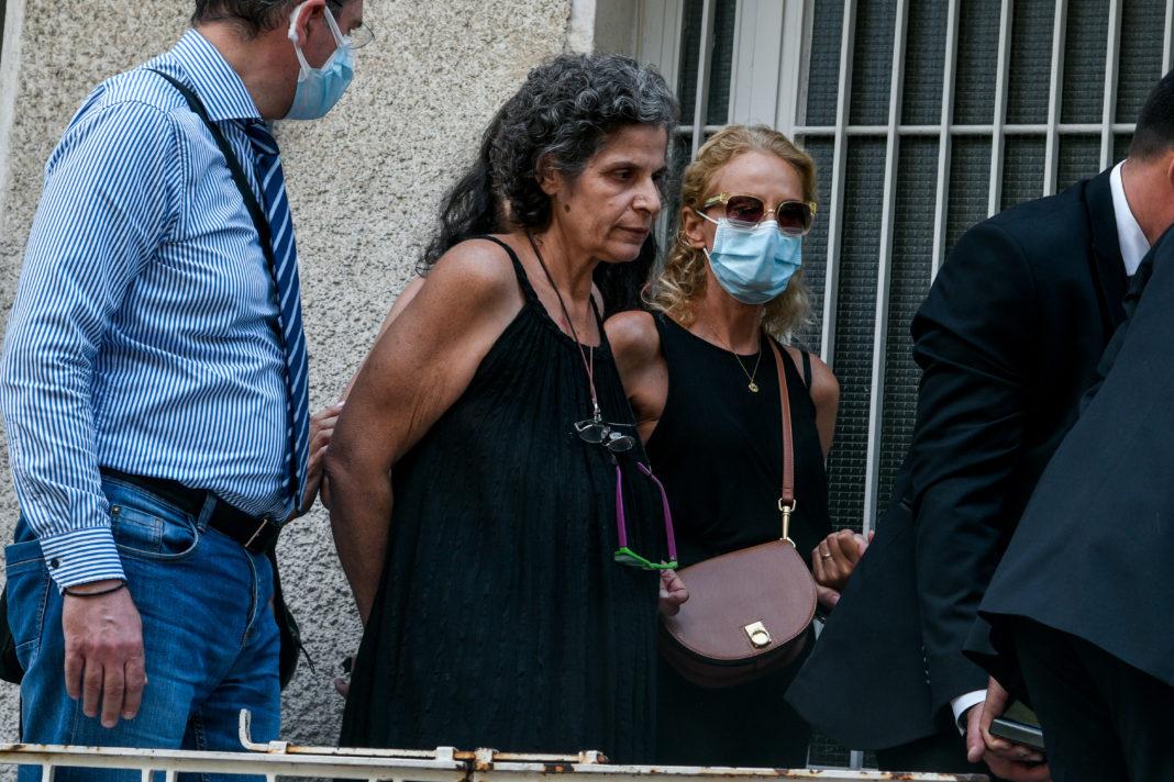 Εξιτήριο από το νοσοκομείο πήρε η κόρη του Μίκη Θεοδωράκη