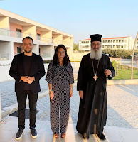 Επίσκεψη της Υφυπουργού Εργασίας κ. Δόμνας Μιχαηλίδου στο νέο Γηροκομείο της Ι.Μ Αλεξανδρουπόλεως