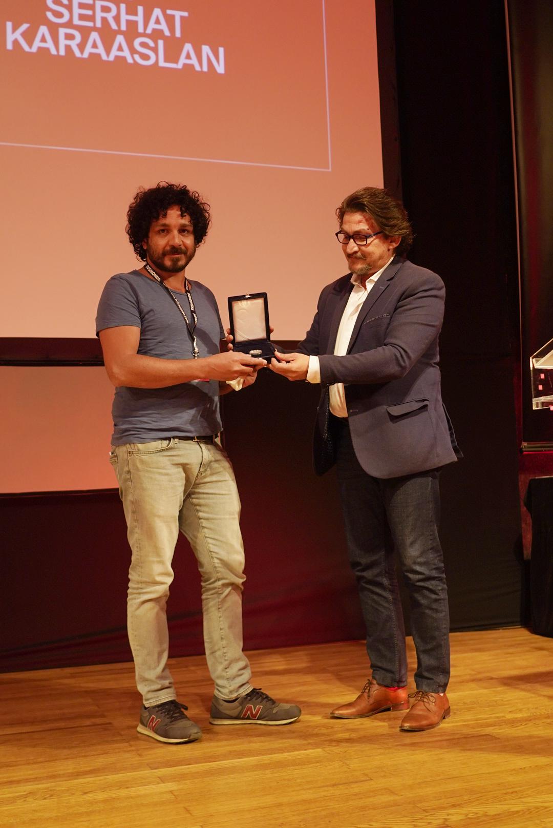 Απονεμήθηκε το βραβείο «Ανθρώπινες αξίες» στο Φεστιβάλ Ταινιών Μικρού Μήκους Δράμας