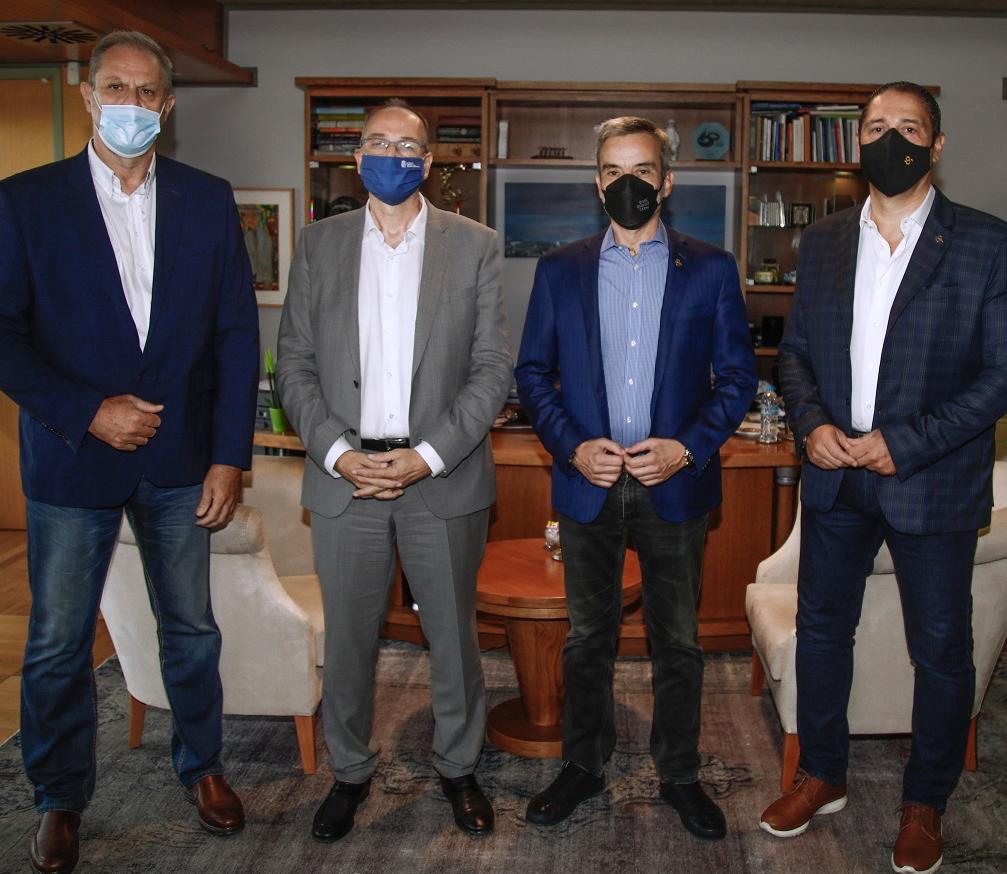 Η Εθνική Ανδρών επιστρέφει στη Θεσσαλονίκη!