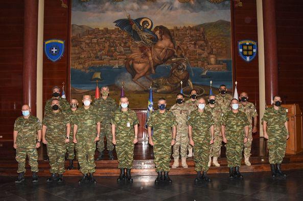Συνεργασία Μονάδων Εθνοφυλακής Ελλάδας – Κύπρου
