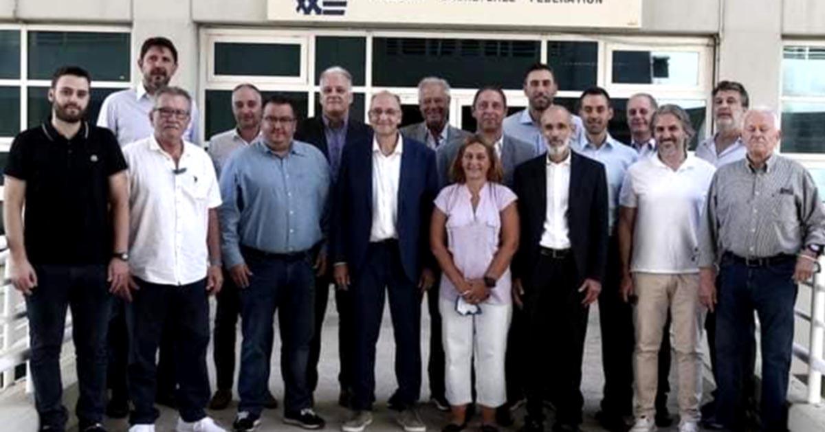 Μ. Τσέπελης: Συγχαίρουμε τον Νίκο Νικολόπουλο για την εκλογή του στην Ε.Ο.Κ.