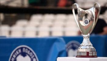 Κύπελλο Ελλάδος: Στην Ήπειρο ταξιδεύει ο ΑΟΞ! Όλα τα ζευγάρια της τρίτης φάσης