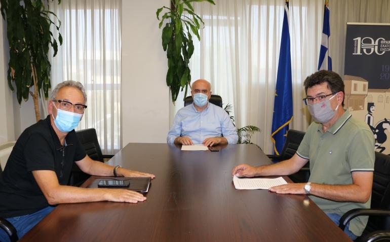 H πρώτη Μονάδα Ψυχοκοινωνικής Αποκατάστασης μέσω ΕΣΠΑ στην Κομοτηνή με την στήριξη της Περιφέρεια ΑΜΘ