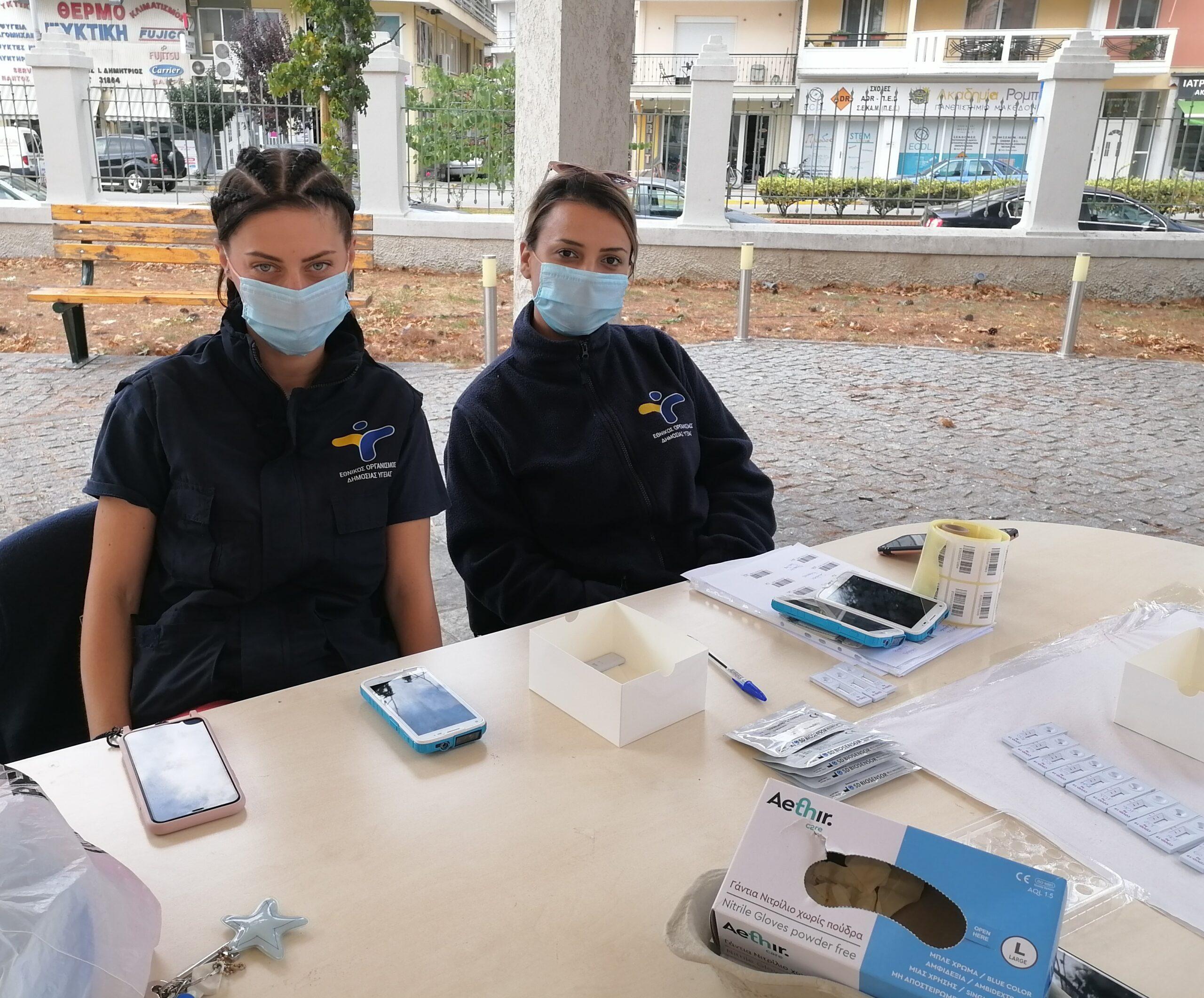 Rapid tests για όλους χωρίς βεβαιώσεις για ανεμβολίαστους