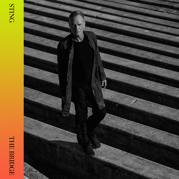 "O Sting ανακοινώνει το νέο του album ""The Bridge"""