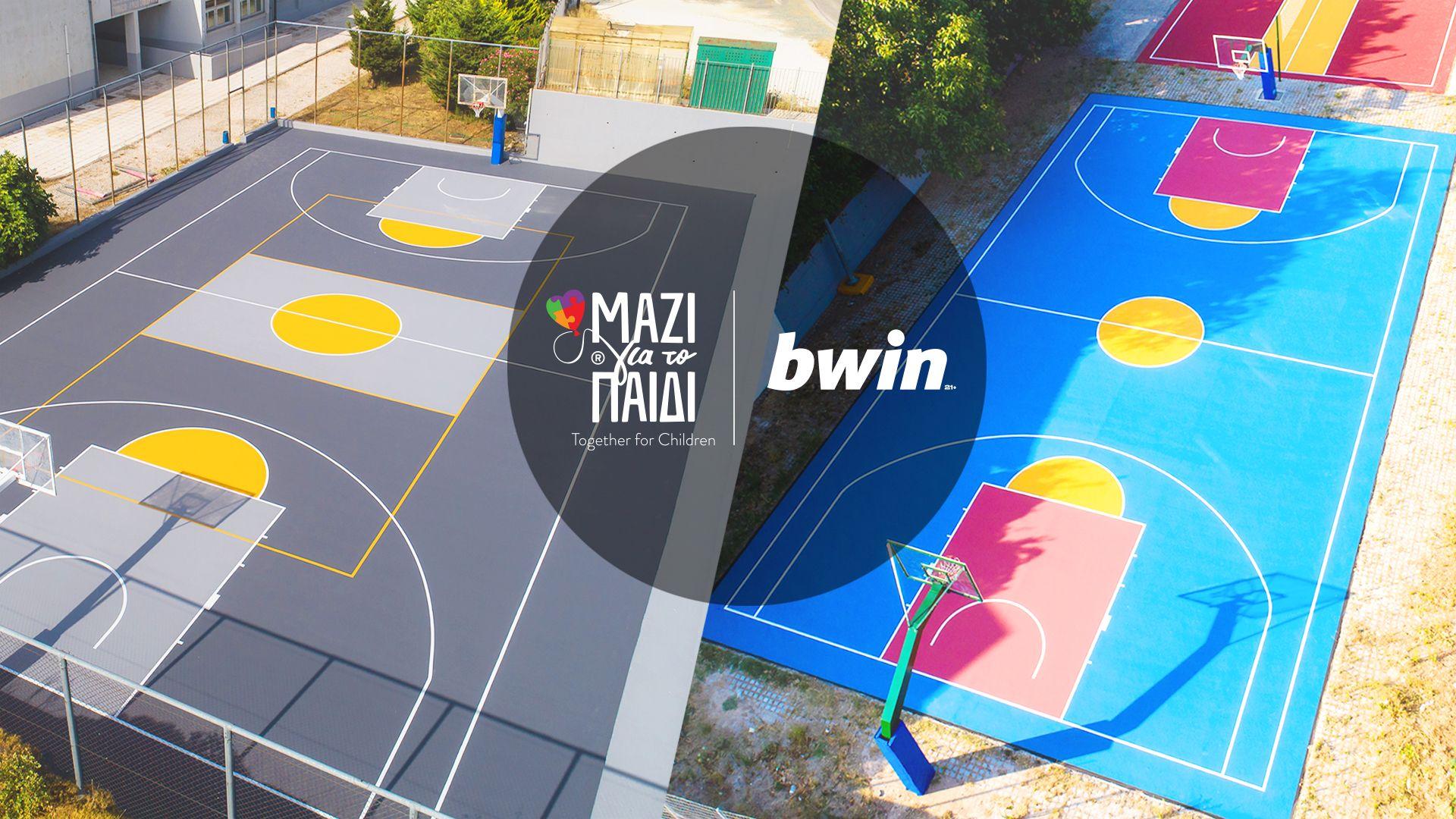 Τρία νέα γήπεδα στη Σαμοθράκη από την Ένωση «Μαζί για το Παιδί & την bwin