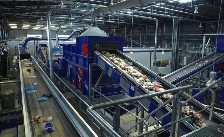 Κατασκευή Μονάδας Επεξεργασίας Μη Επικίνδυνων Στερεών Αποβλήτων Καβάλας