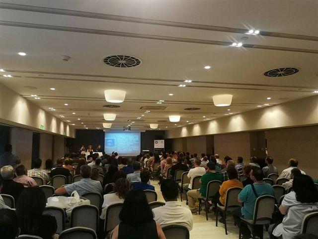 Με μεγάλη επιτυχία πραγματοποιήθηκε στη Θεσσαλονίκη η Ημερίδα Προβολής και Δημοσιότητας του προγράμματος «Κατάρτισης και πιστοποίηση γνώσεων και δεξιοτήτων εργαζομένων στον τομέα του Περιβάλλοντος»  που υλοποιεί η ΟΣΕΤΕΕ