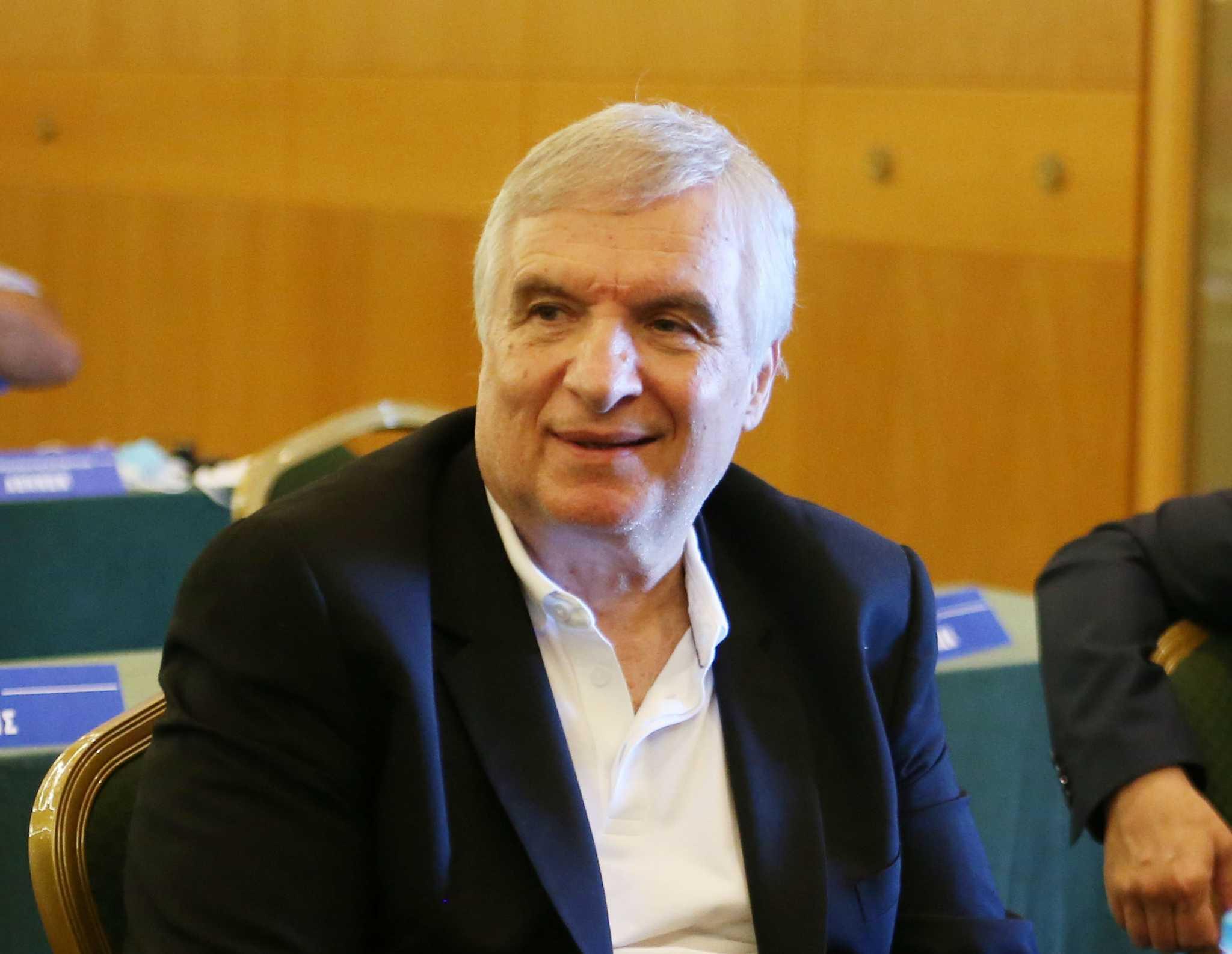 ΕΠΟ: Ο Παναγιώτης Δημητρίου νέος πρόεδρος – «Λυπάμαι για την παραίτηση Ζαγοράκη»