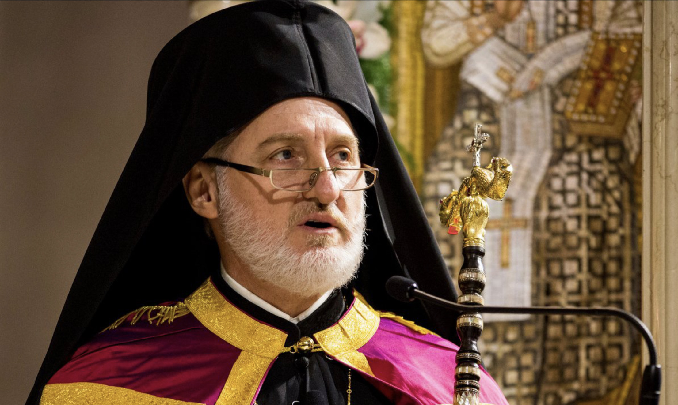 Περί του Αρχιεπισκόπου Αμερικής Ελπιδοφόρου