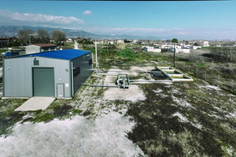 Γεωθερμικό Πεδίο Ερατεινού: Είναι το μοναδικό πεδίο Πανελλαδικά το οποίο έχει ανάδοχο, μετά από διεθνή διαγωνισμό, τον Δήμο Νέστου !