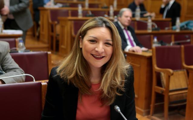 Ν.  Γκαρά: «Η ΝΔ διαιωνίζει τη διαπλοκή για να κάνει lobbying με συγκεκριμένα συμφέροντα»