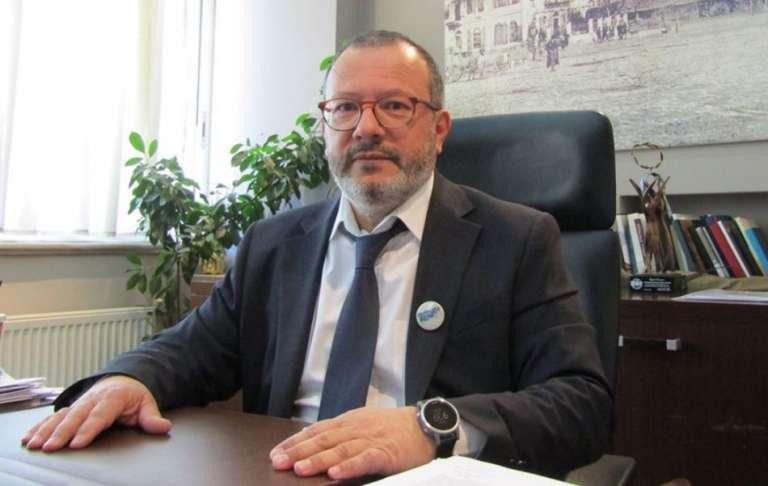 ΕΠΣ Θράκης: Συνάντηση Γαβριηλίδη με τον δήμαρχο Κομοτηνής Γιάννη Γκαράνη για νέα χορτοκοπτικά μηχανήματα και rapid test