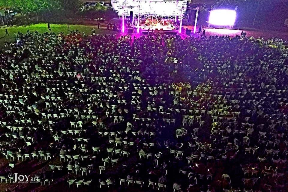 Φεστιβάλ «ΕΙΡΗΝΗΣ» Δήμου ΙΑΣΜΟΥ