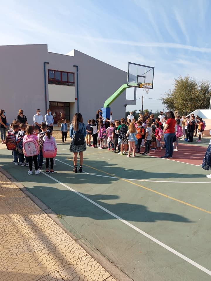 """Οντέρ Μουμίν: """"Είμαστε περήφανοι για τις σχολικές υποδομές που δημιουργήσαμε"""""""
