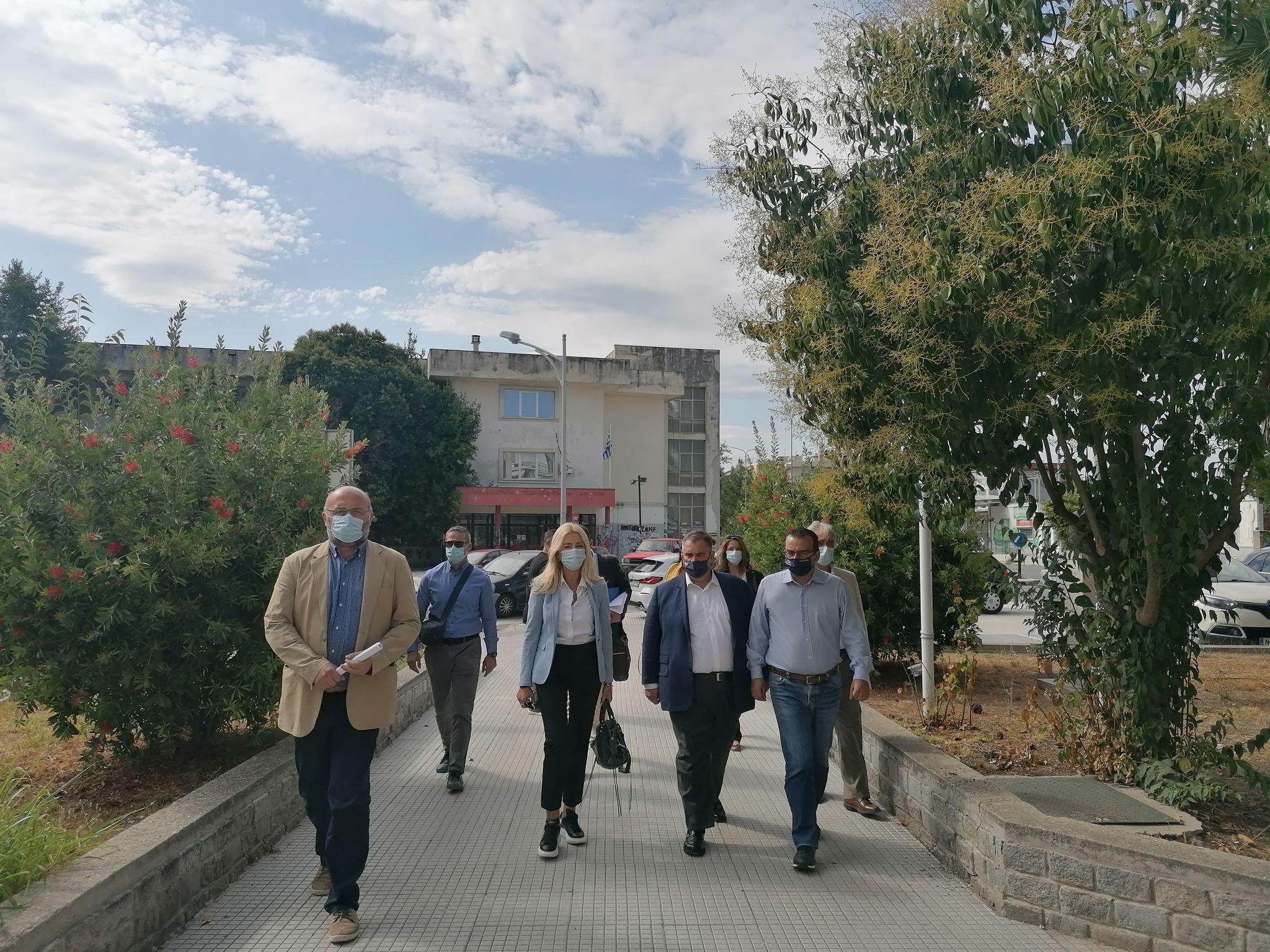 Κλιμάκιο της ΝΔ στη Ροδόπη – Φωτεινή Αραμπατζή: «Οι βουλευτές κοντά στους πολίτες»