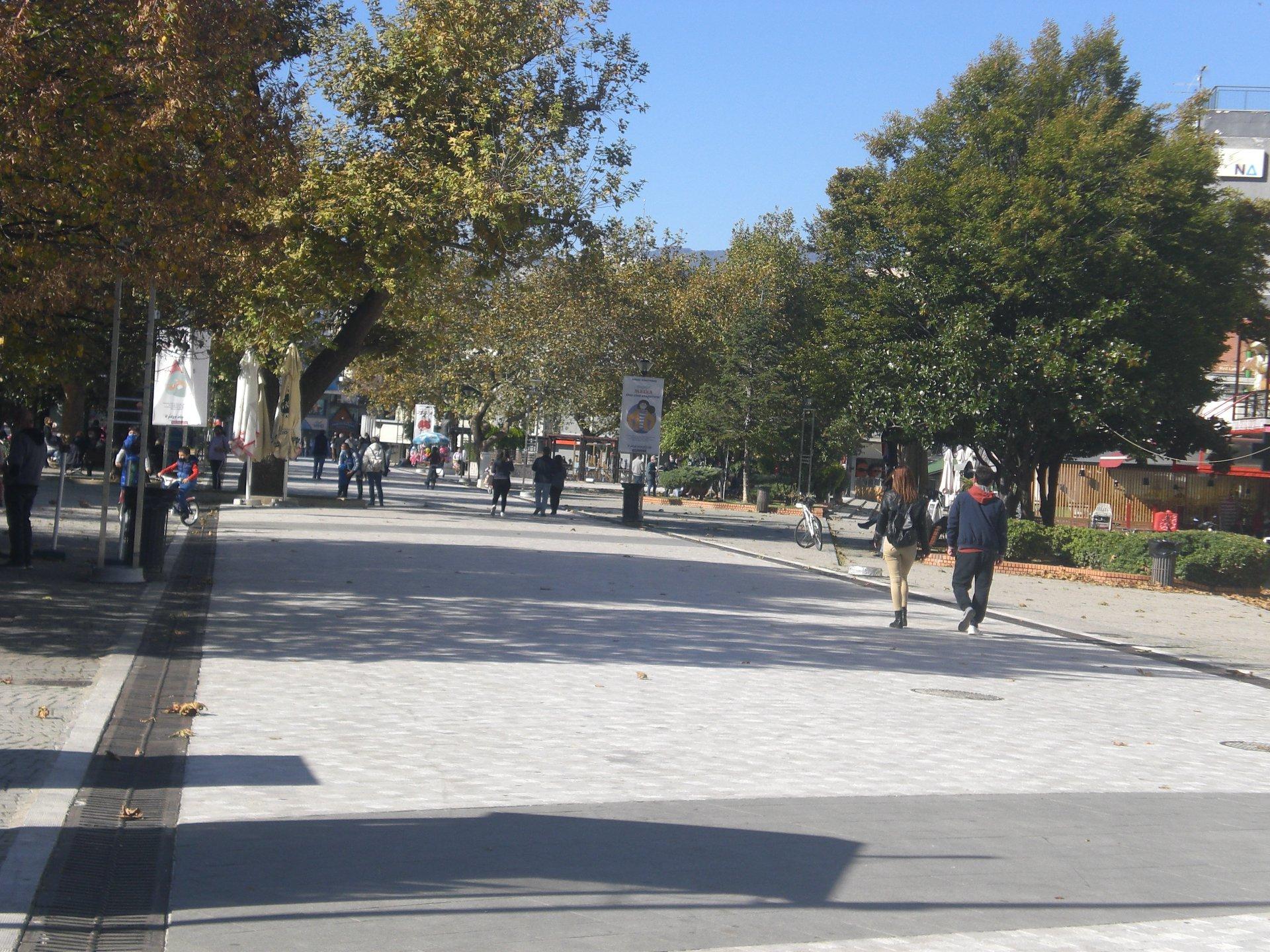 Ολοκληρωμένο σχέδιο παρεμβάσεων για πλατεία, Άλσος Αγίας Παρασκευής και δημόσιους χώρους αναψυχής στις γειτονιές ζητάει ο Αντώνης Γραβάνης