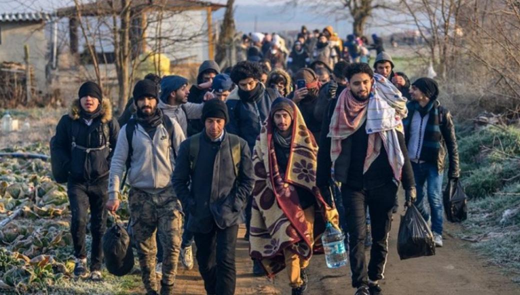 Έως 2 εκατ. Αφγανοί στα ελληνικά σύνορα σύμφωνα με έρευνα που έχει στα χέρια του ο Πρωθυπουργός