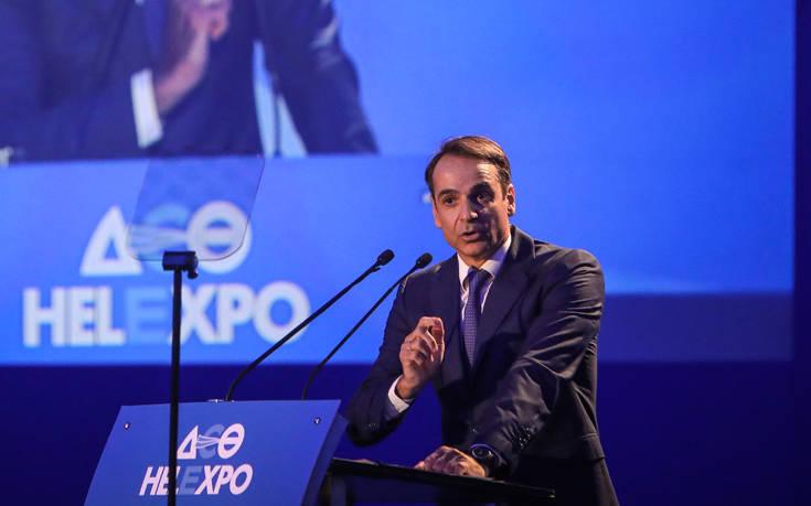 Ελαφρύνσεις και μέτρα στήριξης των ευάλωτων θα αναγγείλει ο Μητσοτάκης