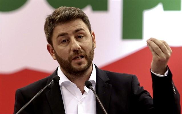 Νίκος Ανδρουλάκης: «Ο κ. Τσίπρας μιλά λες και είμαστε λωτοφάγοι»