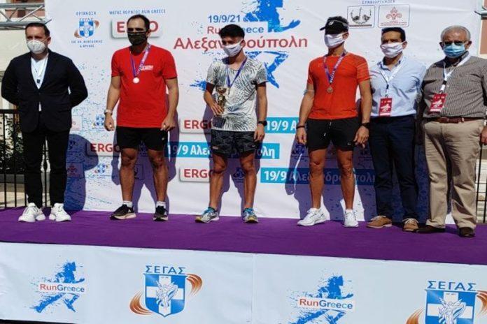 Run Greece: Οι νικητές των μεταλλίων στους αγώνες 5 και 10χλμ ανδρών και γυναικών της Αλεξανδρούπολης