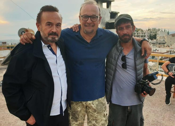 «Δικιά μου είναι η ζωή»: Επιστρέφει με ένα δυνατό ζεϊμπέκικο ο Σταμάτης Γονίδης