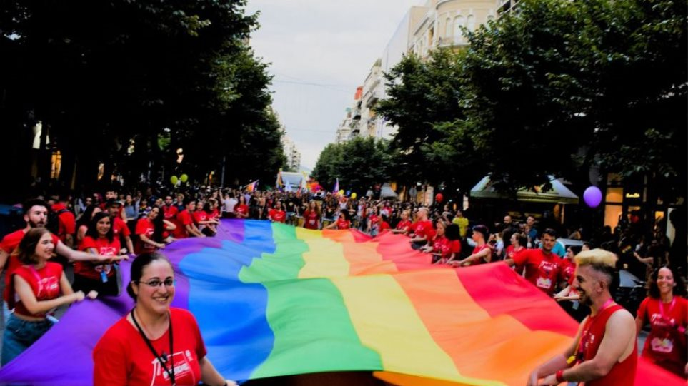 """""""Στο ερώτημα «Ποια κανονικότητα;» που θέτει το 9ο Thessaloniki Pride απαντούμε μια κανονικότητα με αγάπη και αποδοχή στη διαφορετικότητα"""