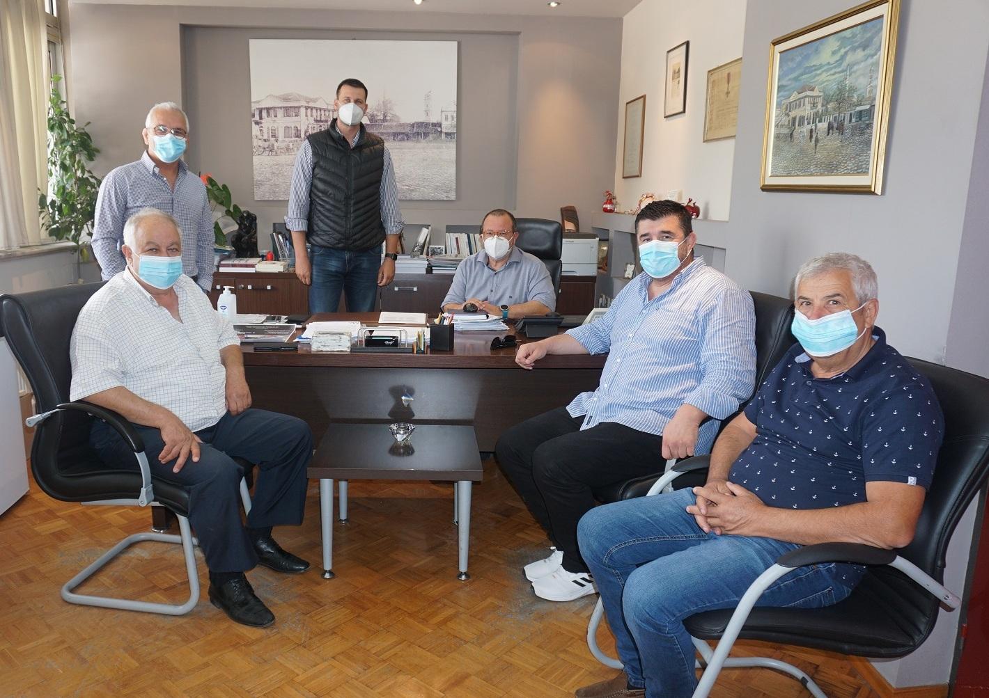 Συνεργασία του Δήμου Κομοτηνής με την Ελληνική Ομοσπονδία Πάλης