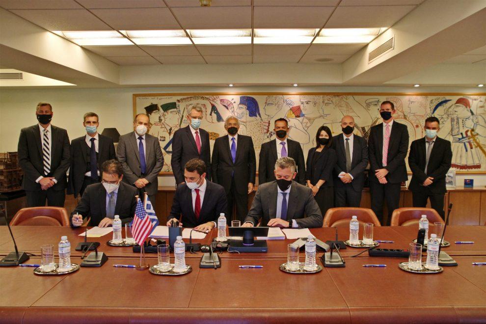 Υπογραφή συμβάσεων για την υλοποίηση της Μονάδας Συνδυασμένου Κύκλου με φυσικό αέριο στην Αλεξανδρούπολη από τον Όμιλο Κοπελούζου