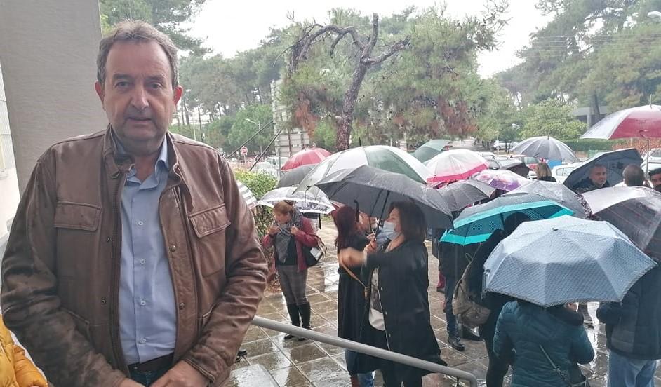 Χαρίτου: «Οι μαζικές κινητοποιήσεις των εκπαιδευτικών απάντηση στην αδιάλλακτη και αντιεκπαιδευτική κυβερνητική πολιτική»
