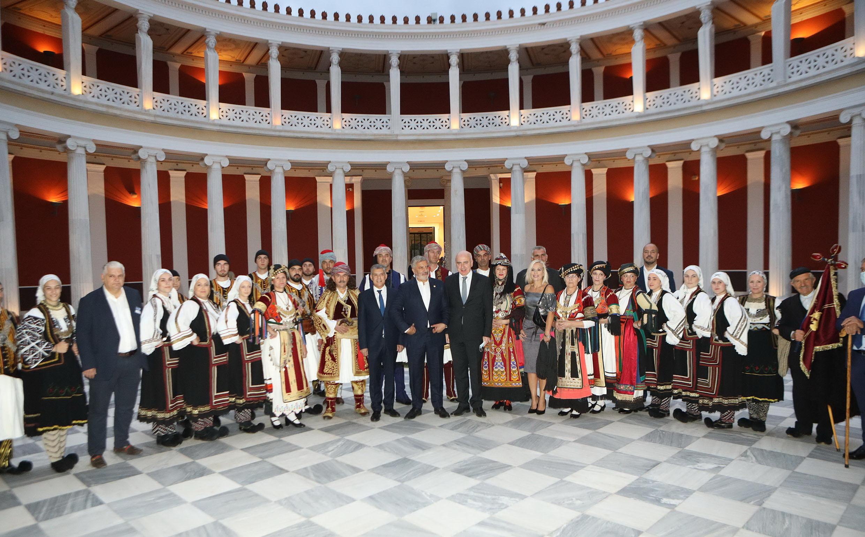 Μία ξεχωριστή Επετειακή Έκθεση 1821-2021 στο Ζάππειο Μέγαρο με τη στήριξη της Περιφέρειας Ανατολικής Μακεδονίας και Θράκης